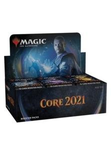 Core 2021 Draft Booster Box
