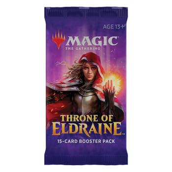 Throne of Eldraine Draft Booster Pack